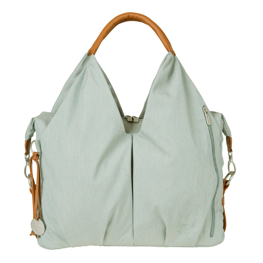 LÄSSIG Torba na akcesoria do przewijania Green Label Neckline Bag Sky