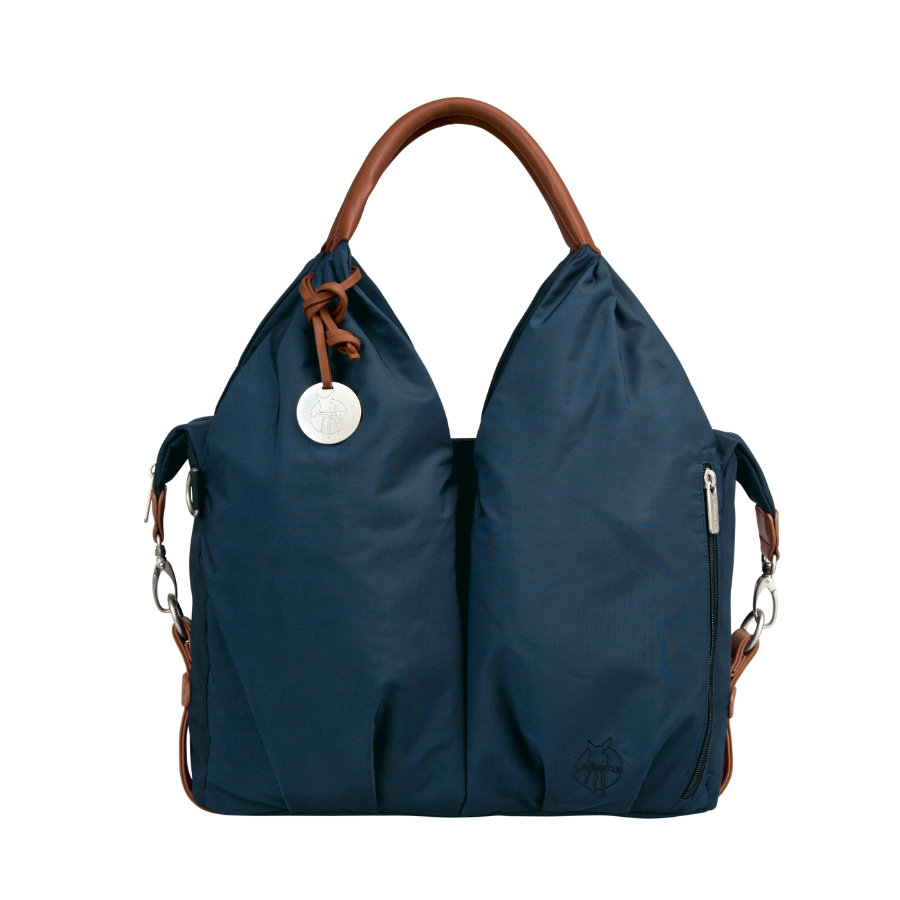 LÄSSIG Torba na akcesoria do przewijania Glam Signature Bag navy