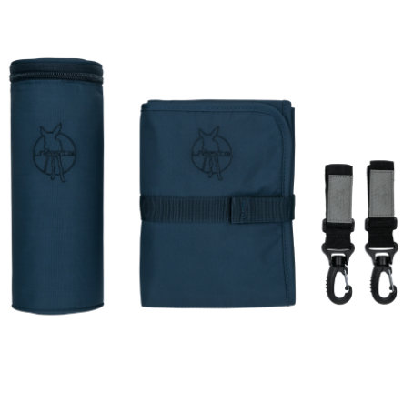 LÄSSIG Accesorios para bolso cambiador Glam Signature azul marino