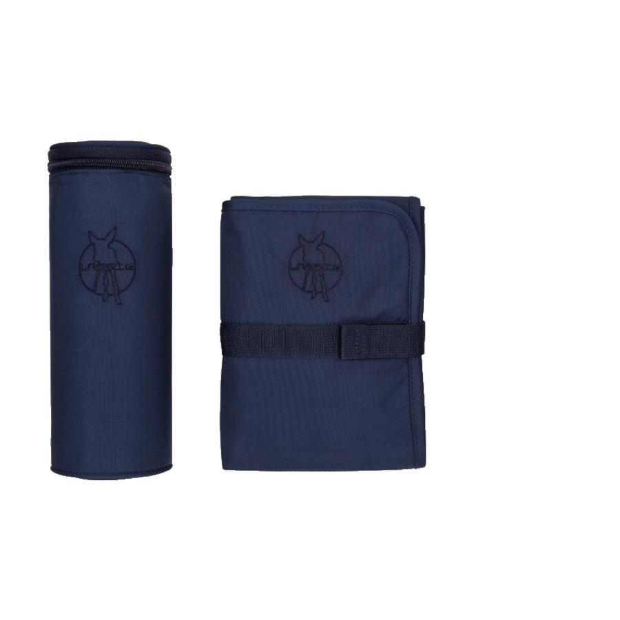 LÄSSIG Hoitotarvikkeet Glam Signature Bag Accessories, Navy