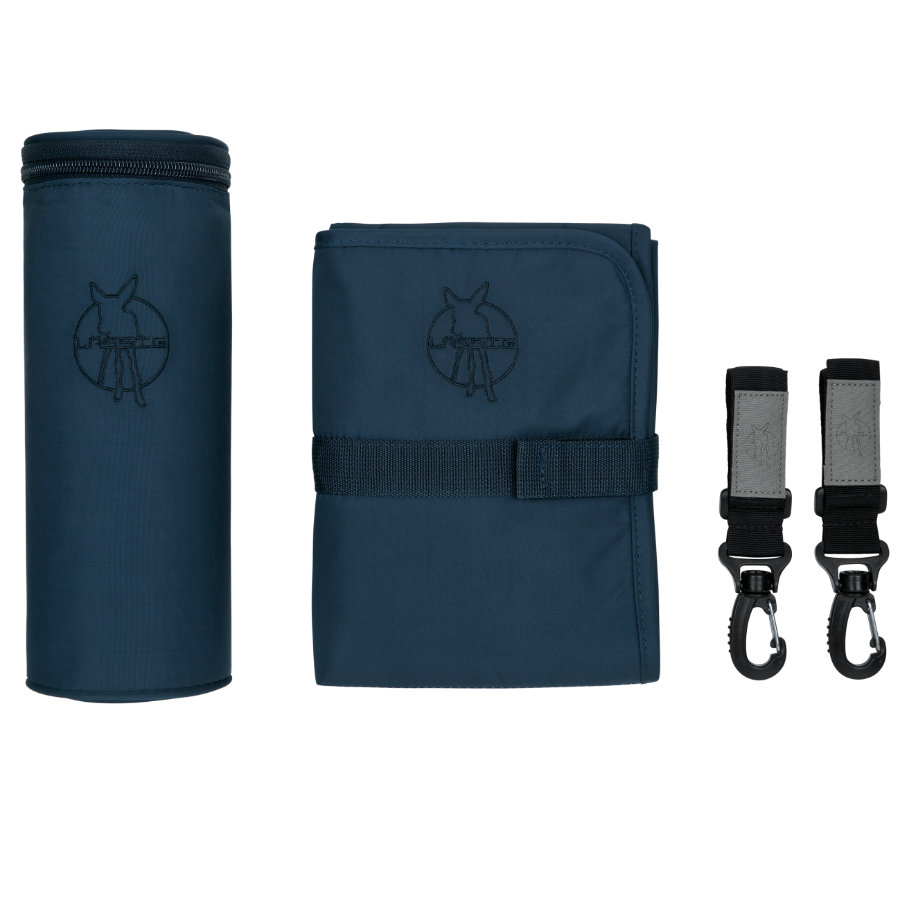 LÄSSIG Superficie per il cambio Glam Signature Bag Accessories navy