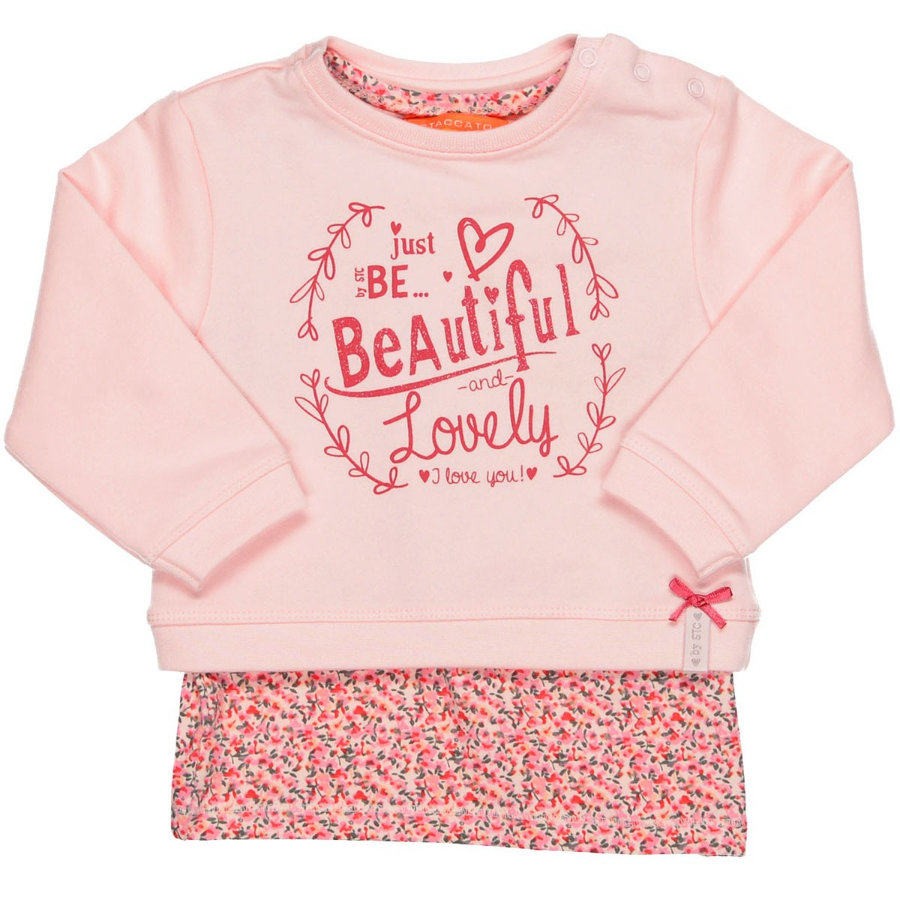 STACCATO Sweatshirt 2in1 soft rose