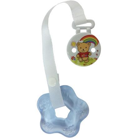 BIECO Anneau de dentition réfrigéré, avec clips