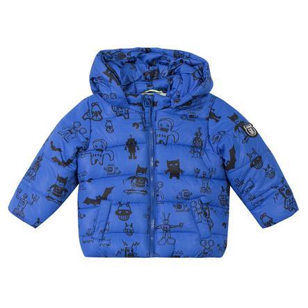 ESPRIT Baby Winterjacke Monster blau