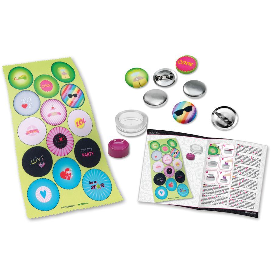 """SMG LENA® Button Style """"Pin"""" 42566"""