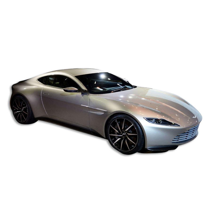 HAPPY PEOPLE Aston Martin DB 10 James Bond 007, infrarouge