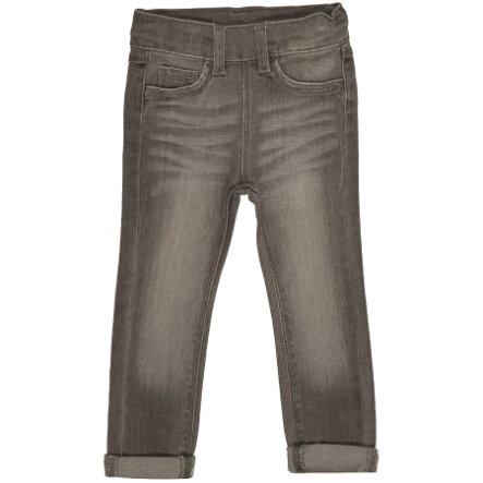STACCATO Jeggings denim gris medio