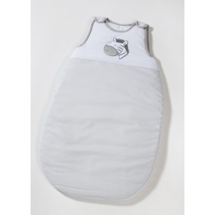 easy baby Schlafsack Zebra grau, weiß