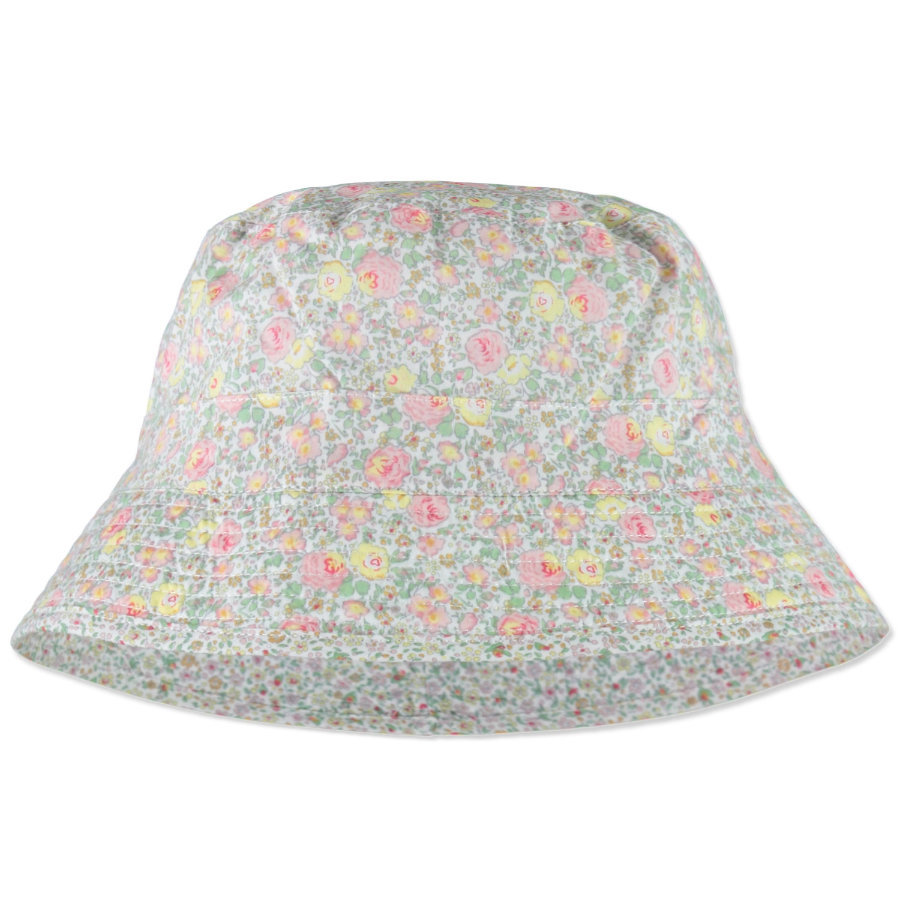 WHEAT Chapeau rayures Soft melangegrey