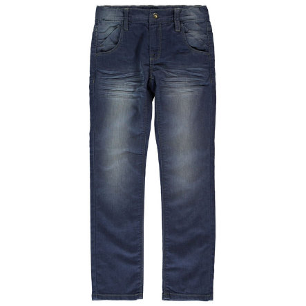 name it Boys Spodnie Jeans Joe dress blues slim