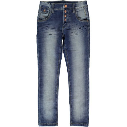 name it Boys Džíny Thor medium blue denim slim