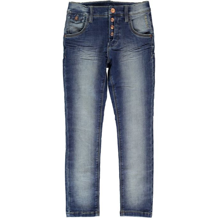 name it Boys Jeans Thor medium blue denim slim