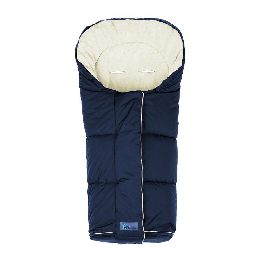 ALTABEBE Coprigambe a sacco invernale Nordic per passeggini marine-whitewash