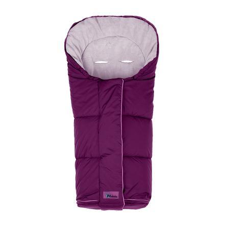 Altabebe Winterfußsack Nordic für Kinderwagen und Buggy violett-rose