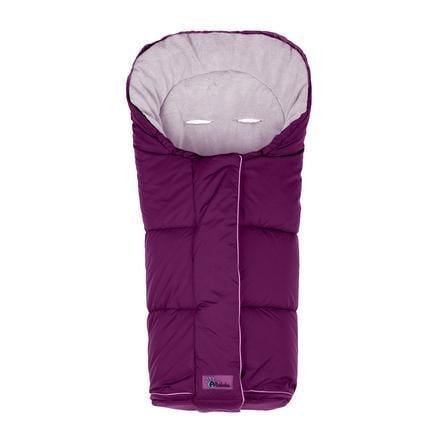 ALTABEBE Zimní fusak Nordic do kočárku fialový-růžový