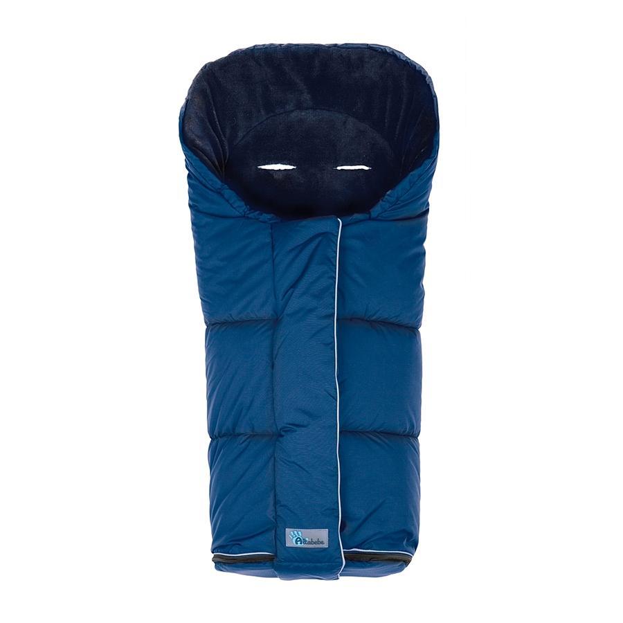 Altabebe Vinterkørepose Nordic til barne- og klapvogn marine-marine