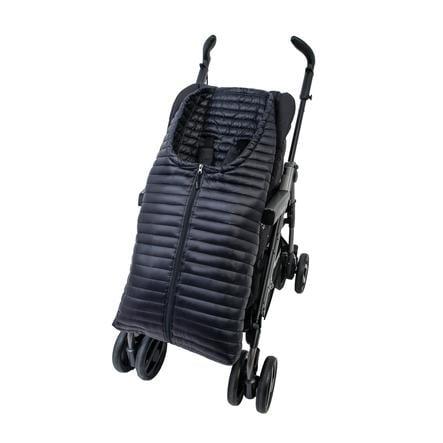 Altabebe Fußsack für Kinderwagen und Buggy Ultra Light Down schwarz