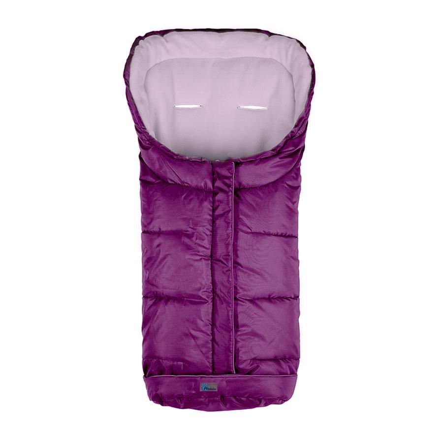 ALTABEBE Coprigambe a sacco invernale Active per passeggini viola-rosa