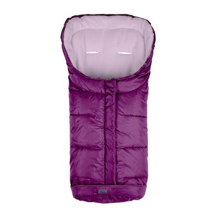 Altabebe Chancelière d'hiver Basic XL pour poussette-canne et poussette, rose/rose vif
