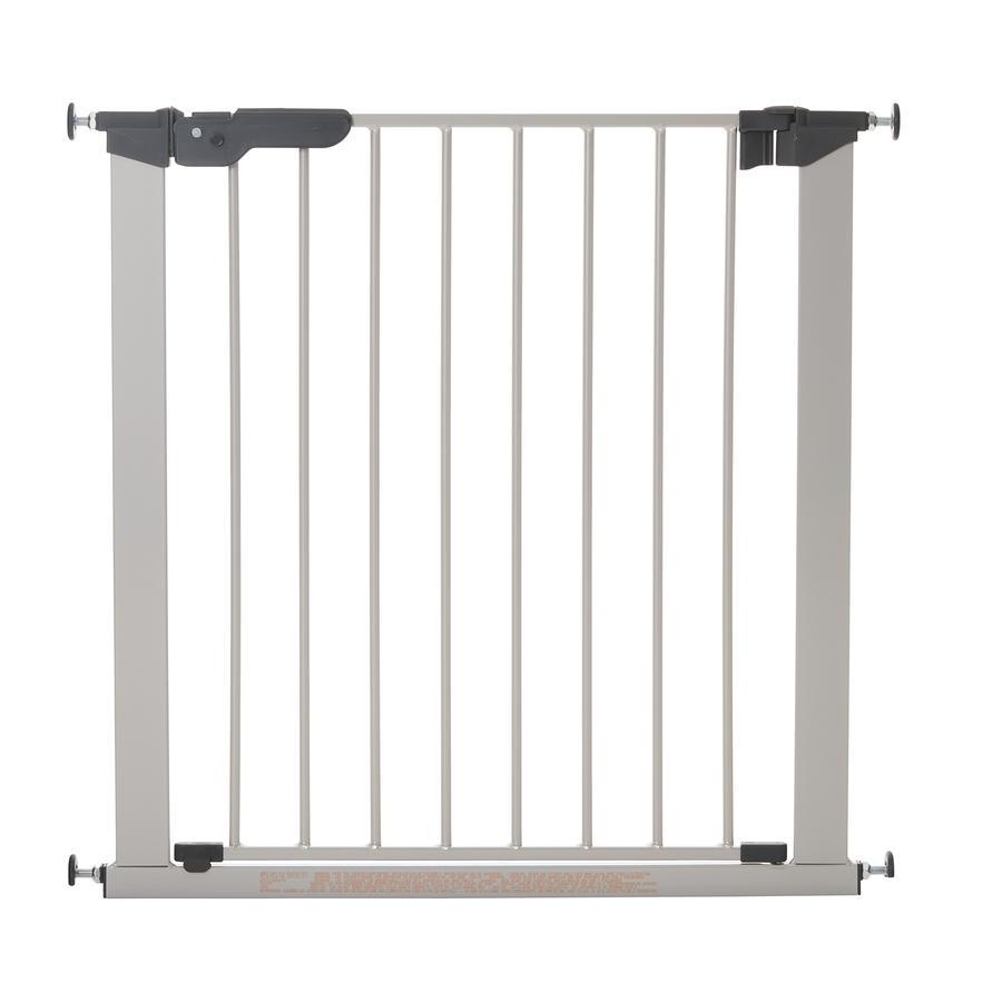 Baby Dan® Premier Säkerhetsgrind, silver