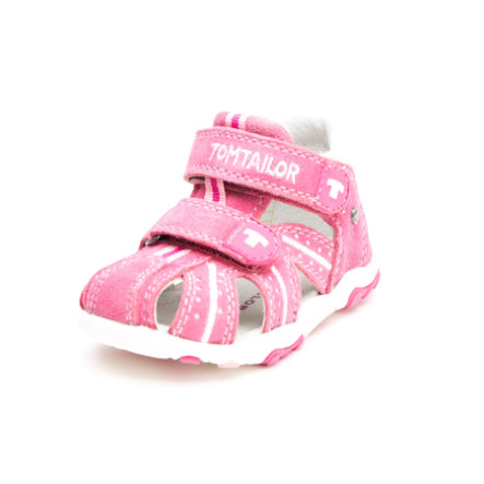 TOM TAILOR Girls Sandale pink-rosé