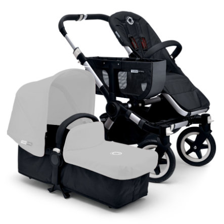 bugaboo Donkey Plus Basis Alu/Black