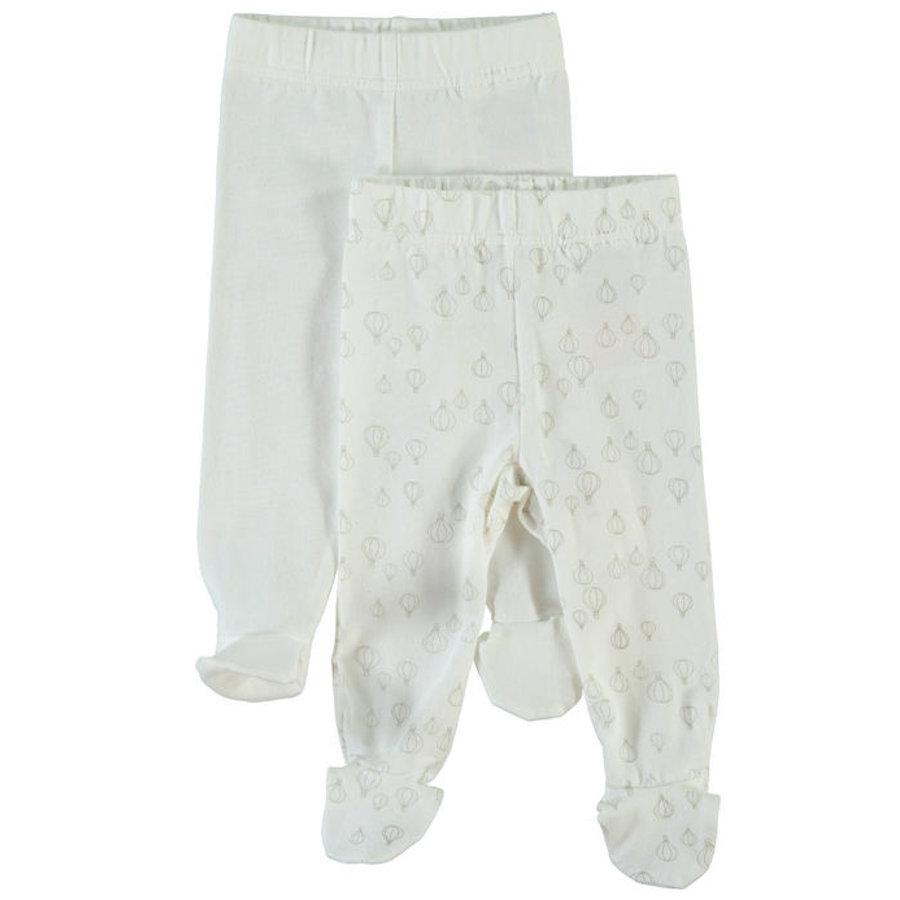 name it Uni Sweathose 2er Pack Ufo bright white