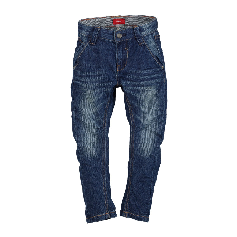 s.Oliver Boys Jeans blue denim non stretch