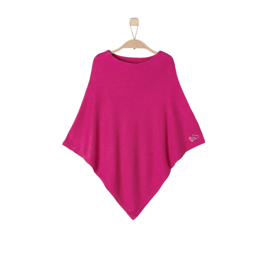 s.Oliver Girls Poncho pink