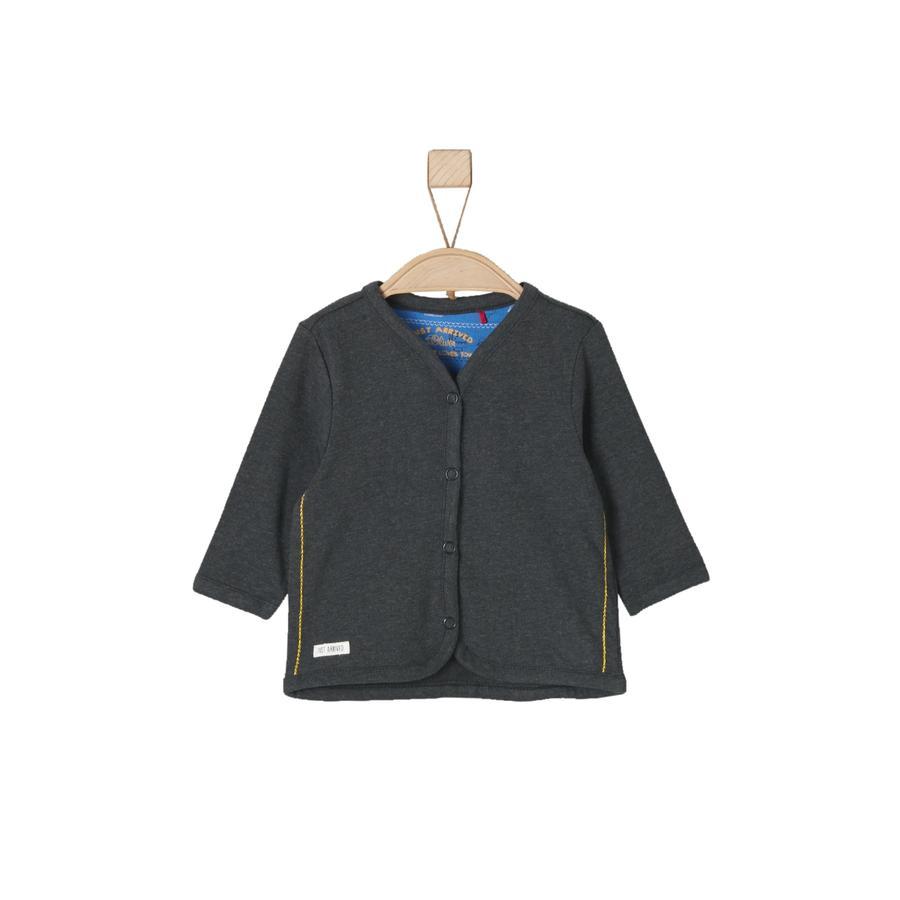 s.Oliver Boys Jacke Jersey dark grey