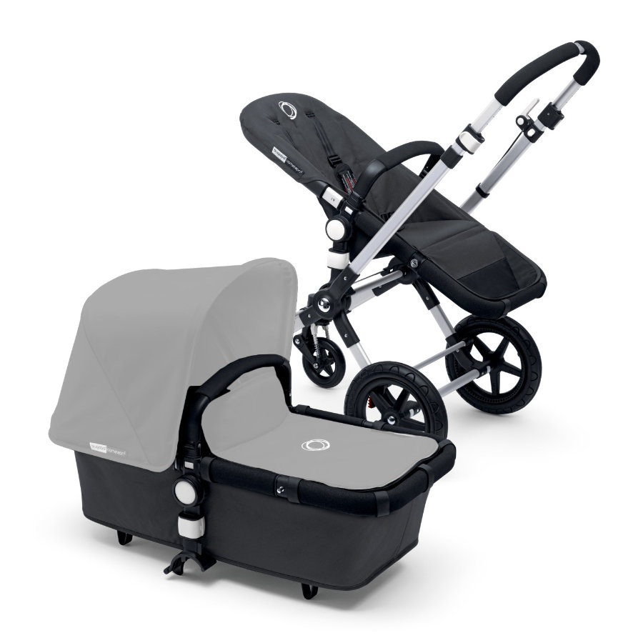 bugaboo Basis Cameleon³ Plus Alu/Dark Grey