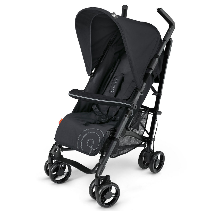 CONCORD Buggy Quix.Plus Midnight Black 2016