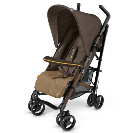 CONCORD Buggy Quix.Plus Walnut Brown 2016
