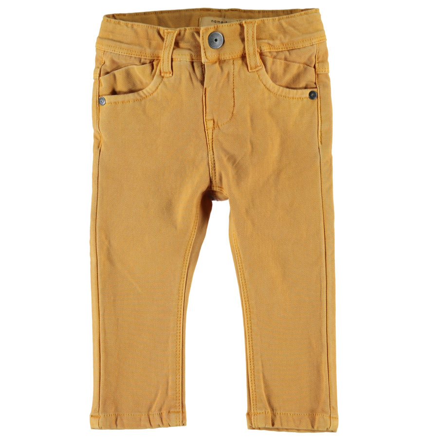 name it Spodnie Jeans Jon golden apricot