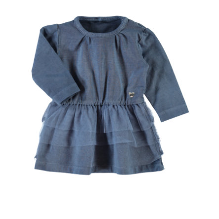 name it Girls Sukienka Kirsten Vintage indigo