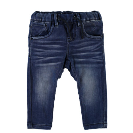 NAME IT Girls Mini Spodnie Jeans Tine medium blue Denim