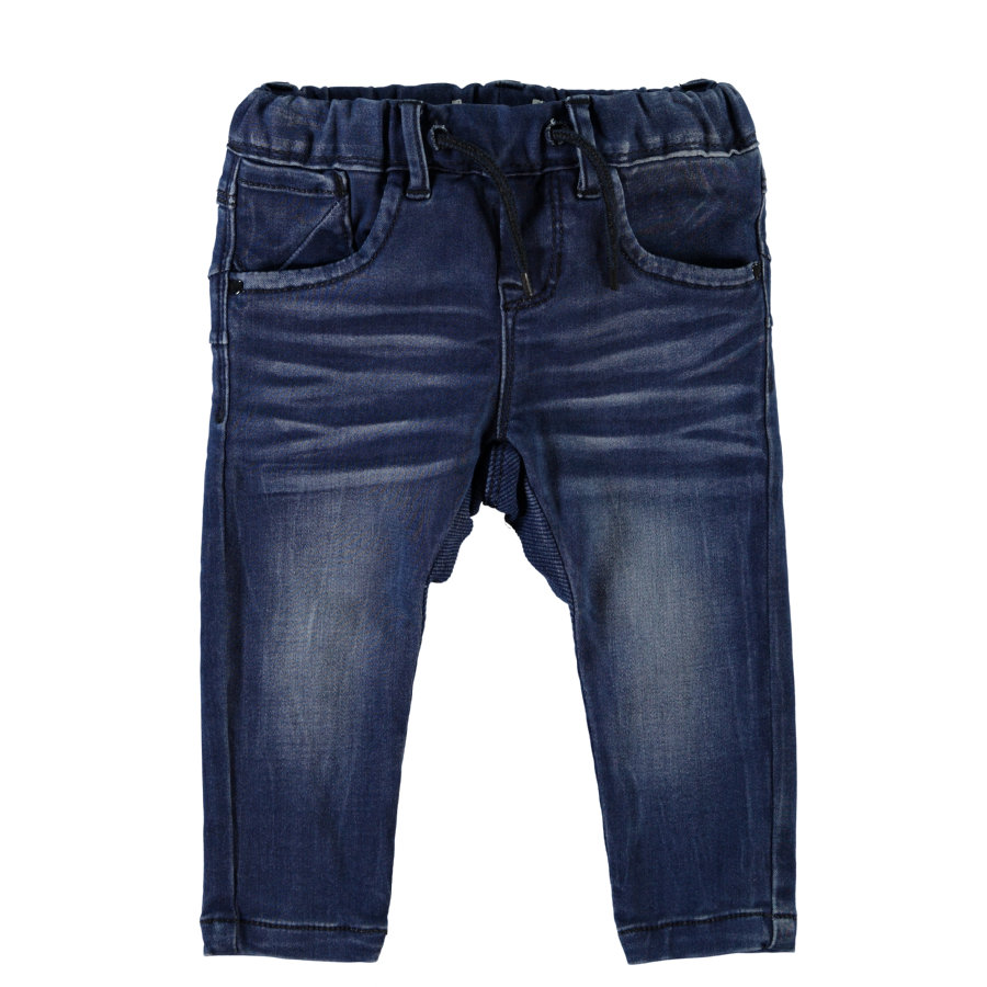 name it Girls Mini Džíny Tine medium blue Denim