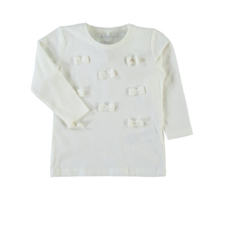 name it Girls Longsleeve Bamilla snow white