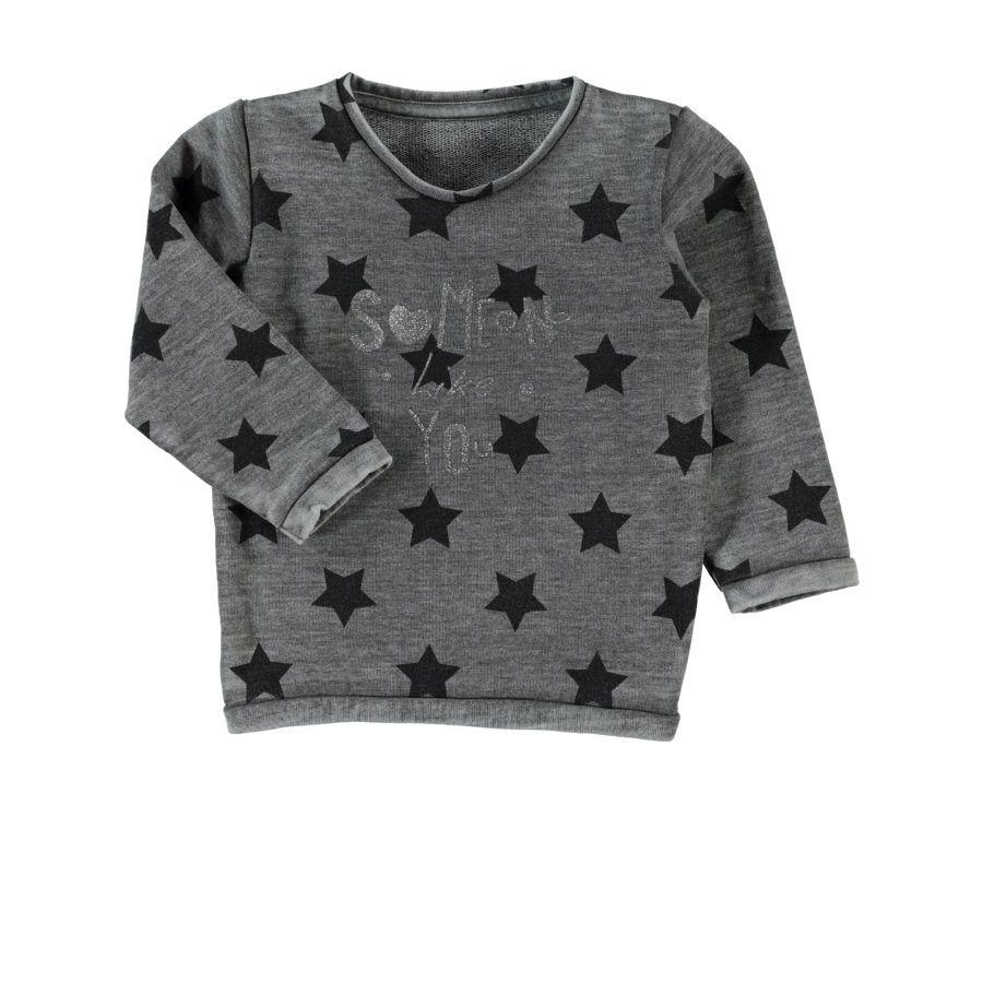 name it Longsleeve lami dark grey melange
