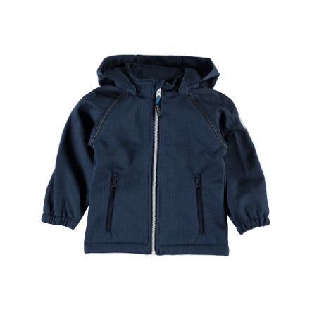 name it Boys Kurtka Softshell Alfa dress blues