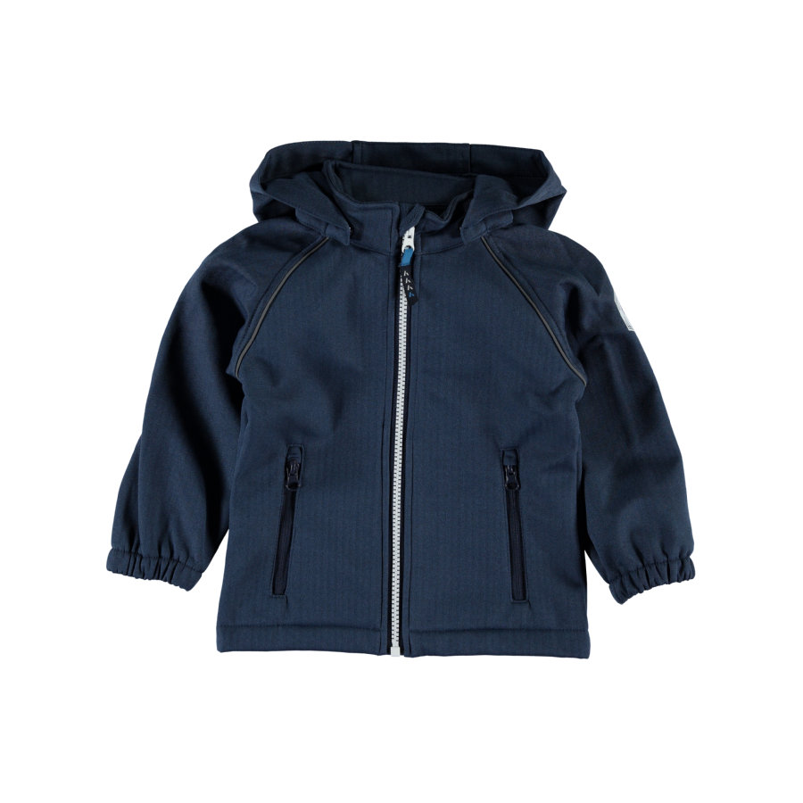name it Boys Softshelljacke Alfa dress blues