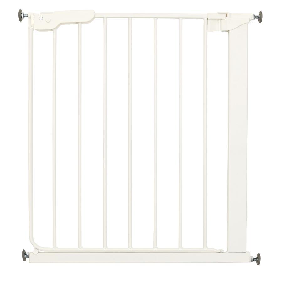 BabyDan SlimFit Tür- & Treppenschutzgitter weiß