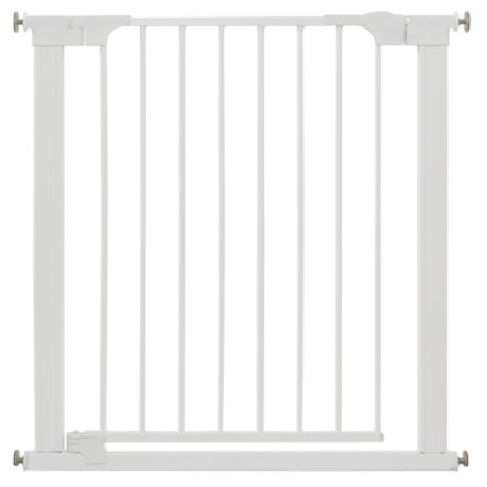 Baby Dan Barrière de porte Two Way Auto Close, blanc