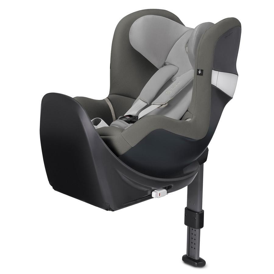 cybex GOLD Kindersitz Sirona M2 i-Size Manhatten Grey-mid grey