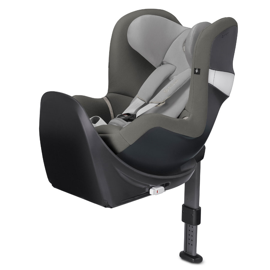 CYBEX Seggiolino auto Sirona M2 i-Size Manhatten Grey-mid grey