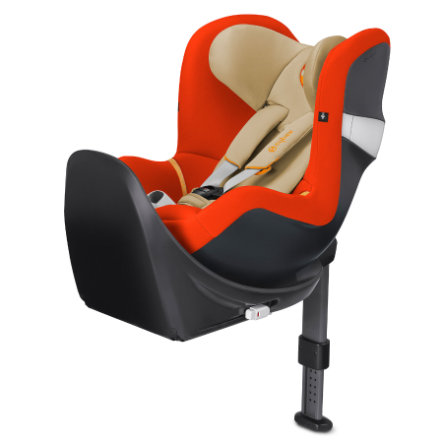 CYBEX Siège auto Sirona M2 i-Size Autumn Gold-burnt red