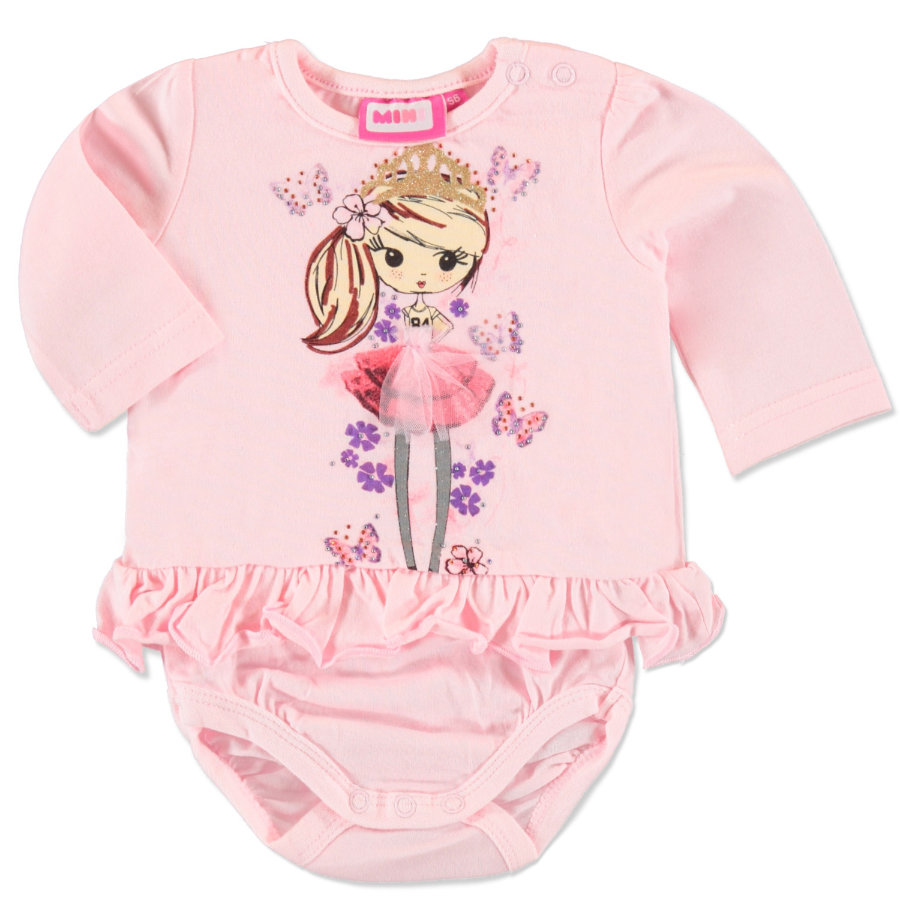 MAX COLLECTION Tshirt-Body Prinzessin rosa