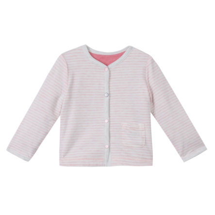 ESPRIT Newborn Sweatjacke light pink