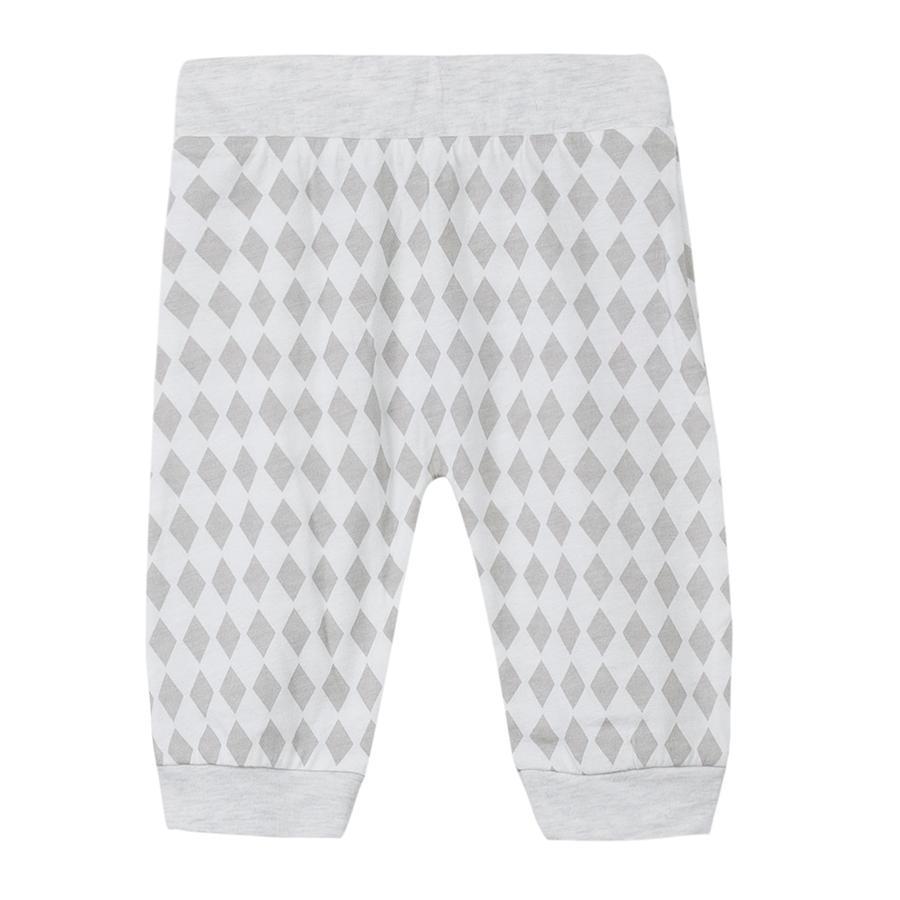 ESPRIT Newborn Spodnie jasnoszare