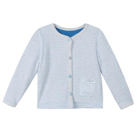 ESPRIT Newborn Sweatjacke light blue